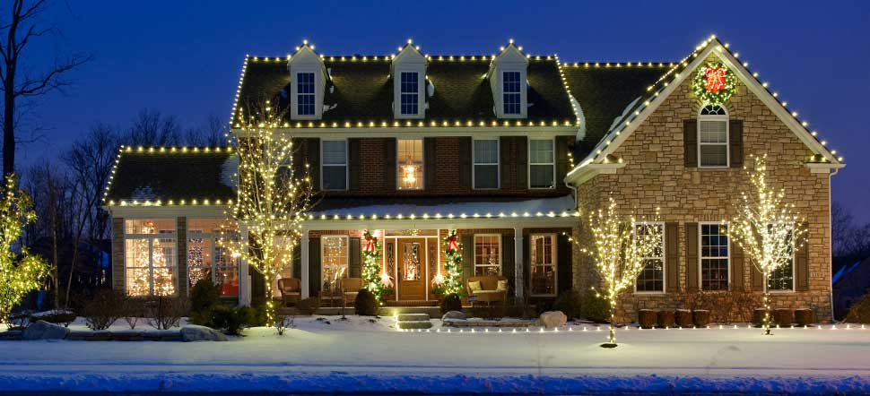 professional outdoor christmas light display design - Professional Outdoor Christmas Decorations